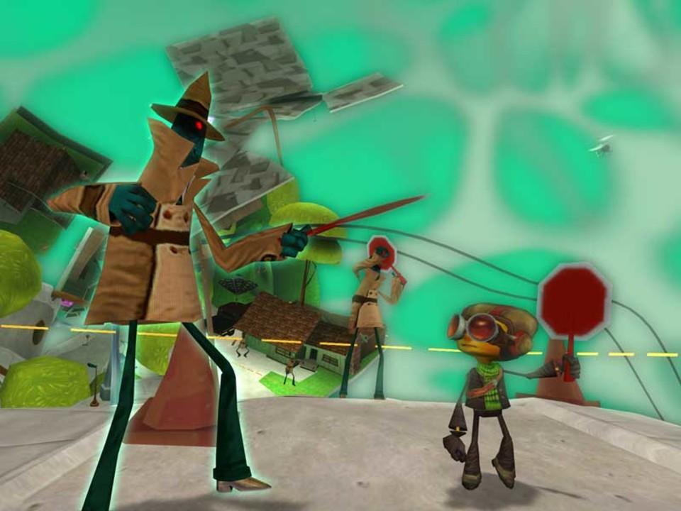 Скриншот Psychonauts (2005) PC | RePack от R.G. Механики
