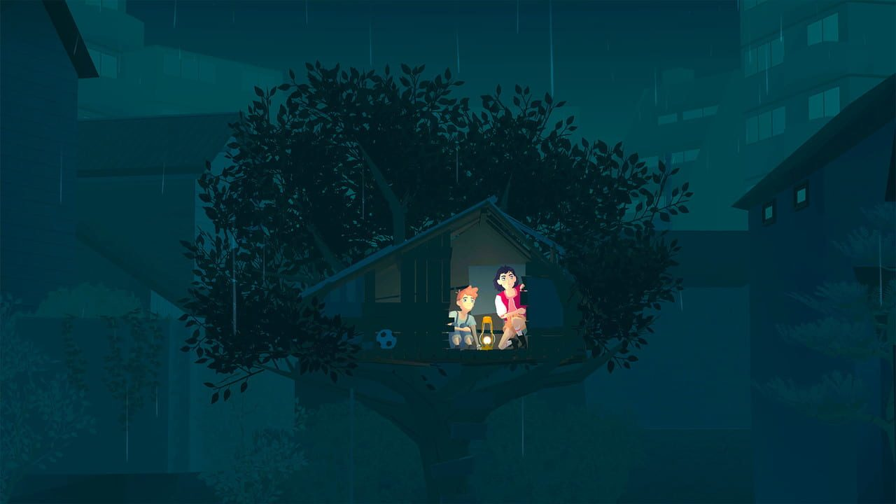 Скриншот The Gardens Between (2018) PC