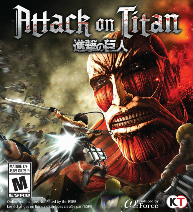 Attack on Titan / A.O.T. Wings of Freedom (2016) PC