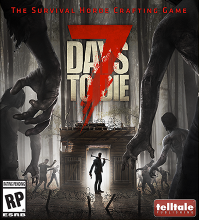 7 Days To Die [v 16.0] (2013) PC