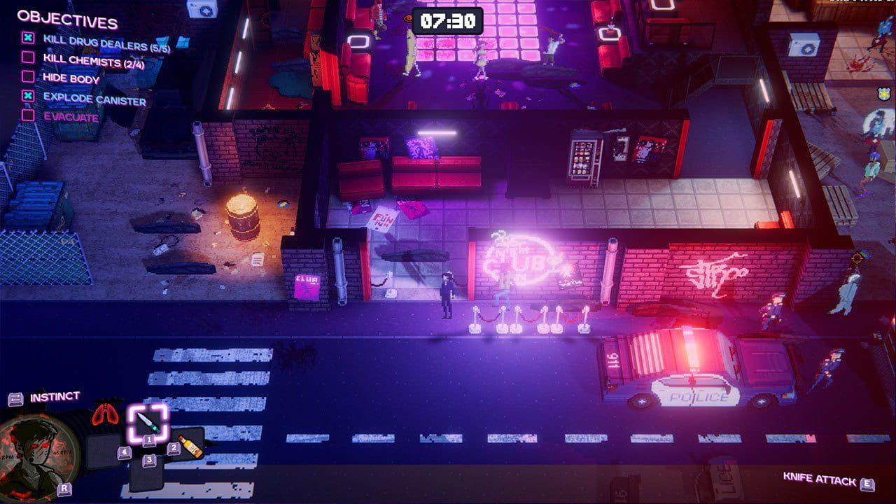 Скриншот Party Hard 2 (2018) PC