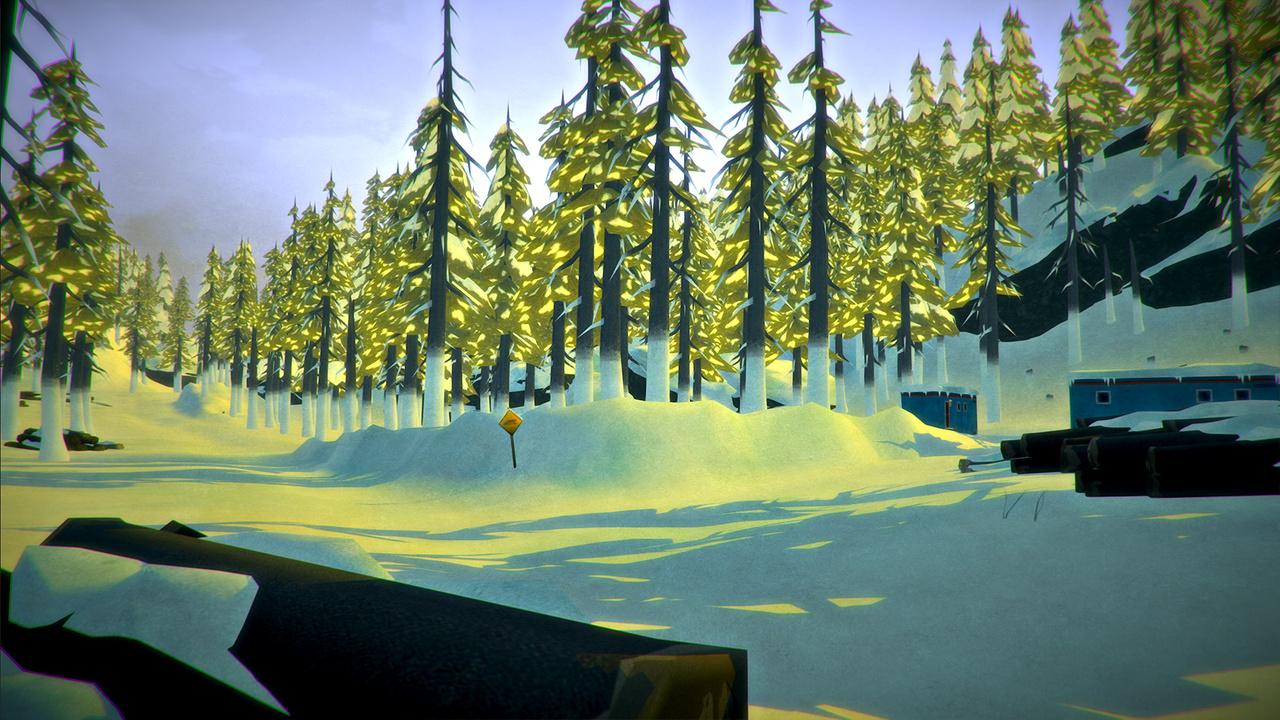 Скриншот The Long Dark [v.1.37] (2017) PC