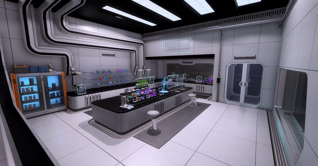 Скриншот The Station (2018) PC