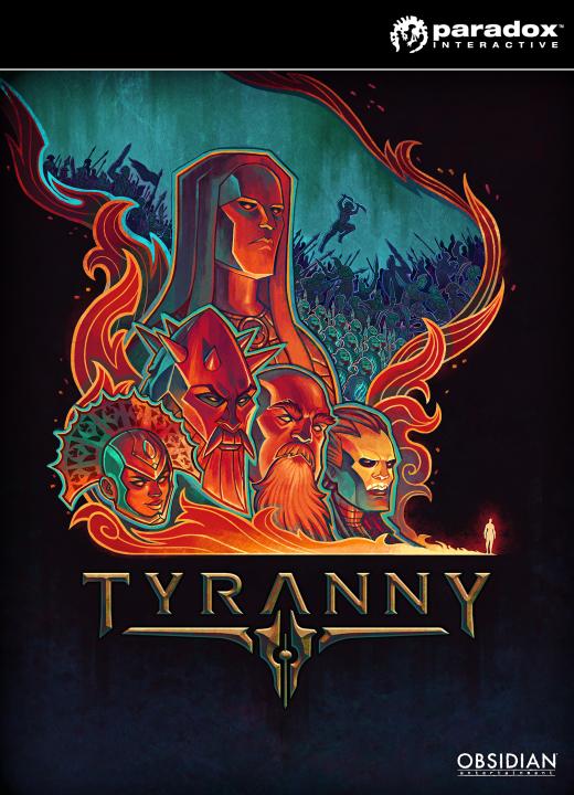 Tyranny [v 1.2.0.0079 + DLC] (2016) PC | RePack от R.G. Механики