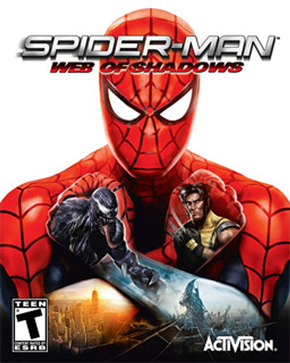 Spider-Man: Web of Shadows (2008) PC