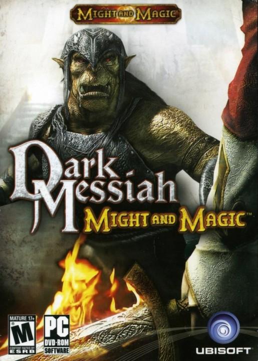 Dark Messiah of Might and Magic (2006) PC   Rip от R.G. Механики