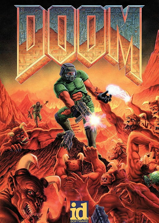 Doom - LSD + Dusted's addon [v.1.6] (1993) PC