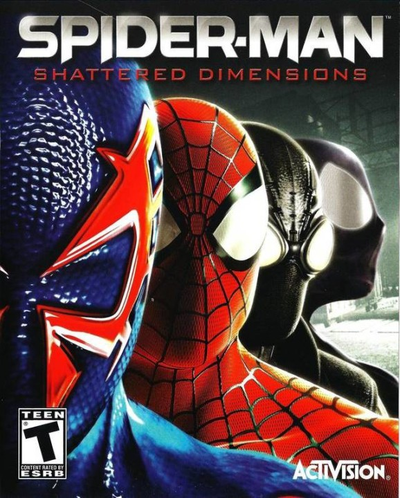 Spider-Man: Shattered Dimensions (2010) PC