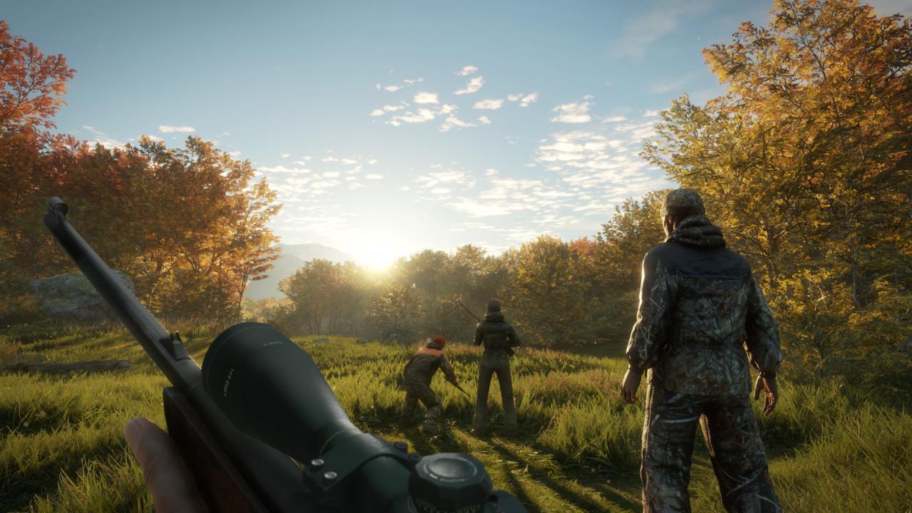 Скриншот TheHunter: Call of the Wild [v 1.16 + DLCs] (2017) PC