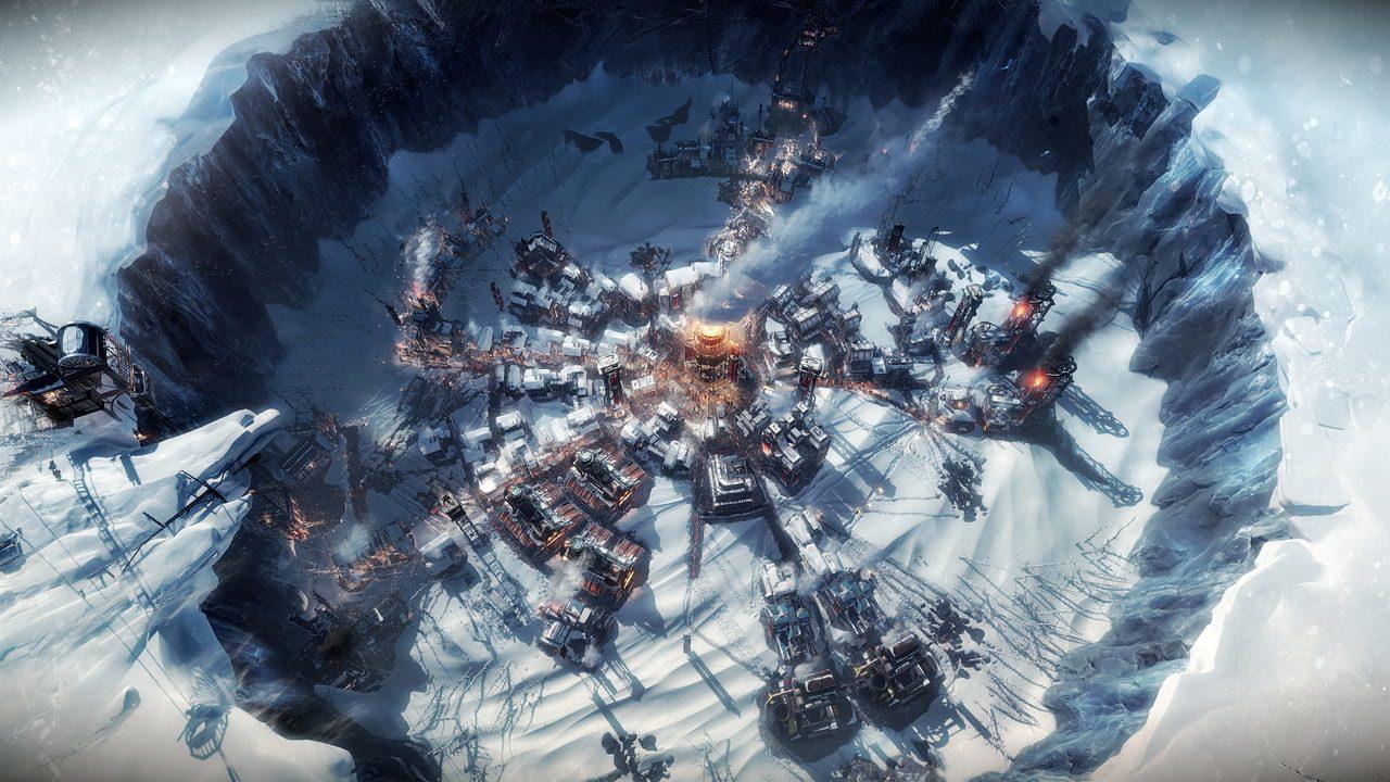 Скриншот Frostpunk (2018) PC