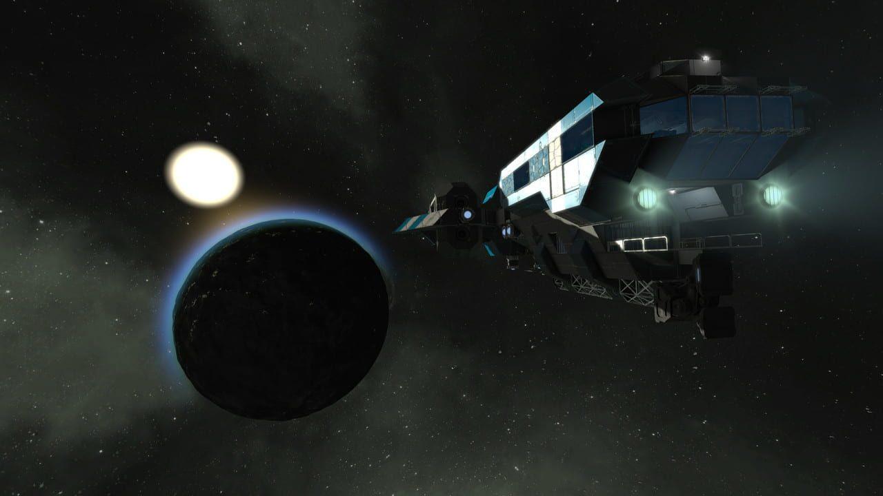 Скриншот Космические Инженеры / Space Engineers (2019) PC