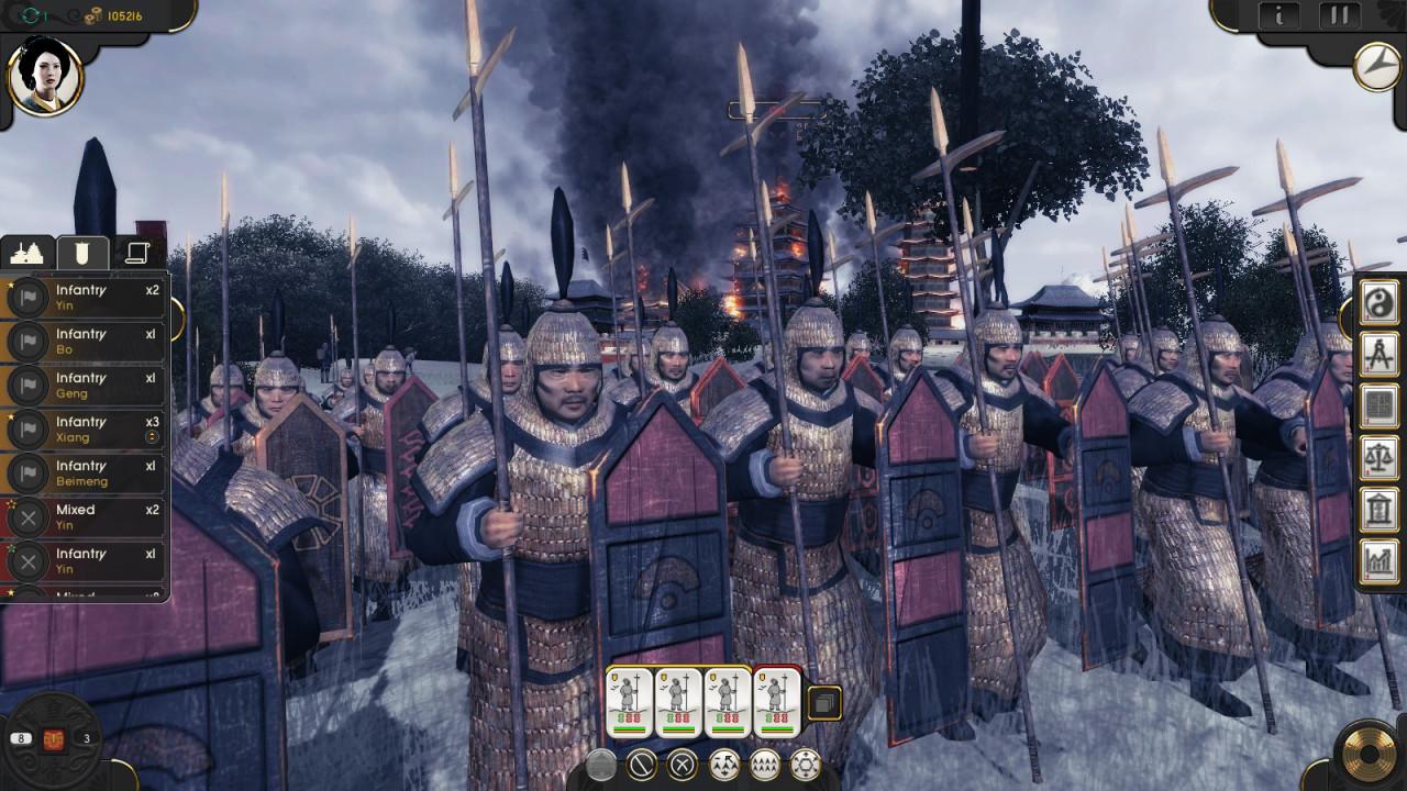 Скриншот Oriental Empires (2017) PC