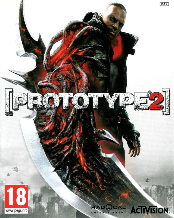 Prototype 2 (2012) PC | RePack от R.G. Механики
