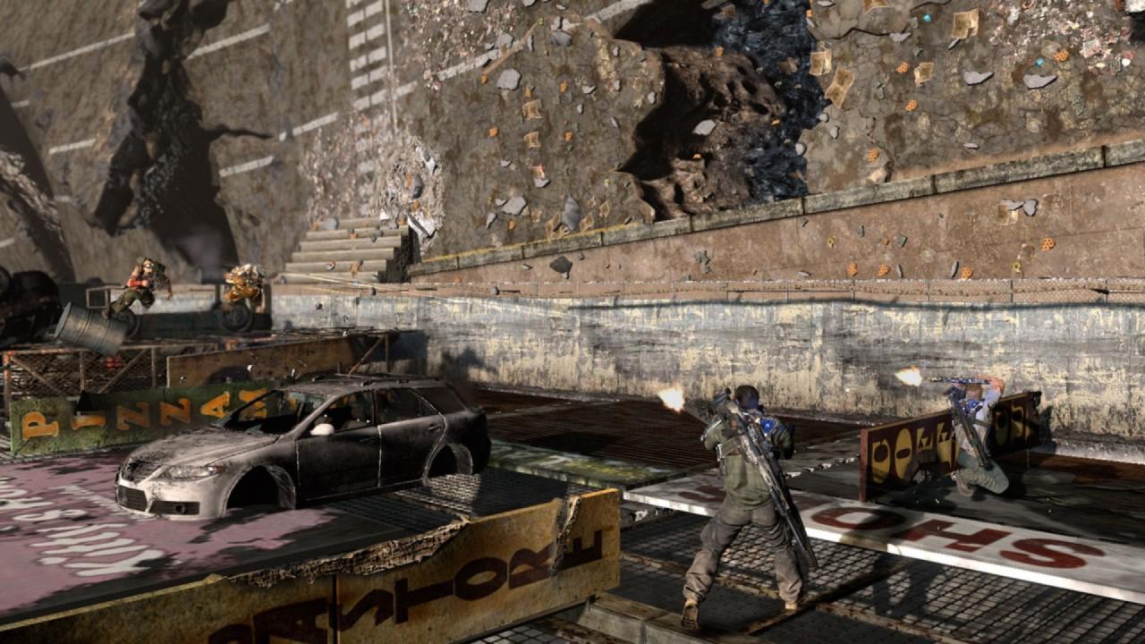 Скриншот Inversion (2012) PC | RePack от R.G. Механики