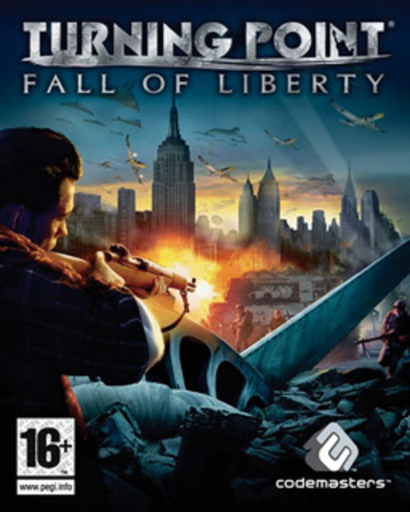 Turning Point Fall of Liberty (2008) PC