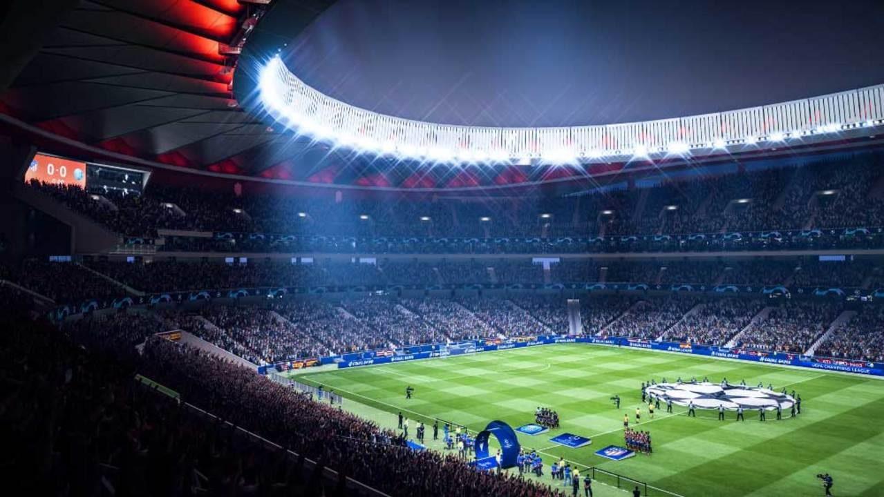 Скриншот FIFA 19 (2018) PC