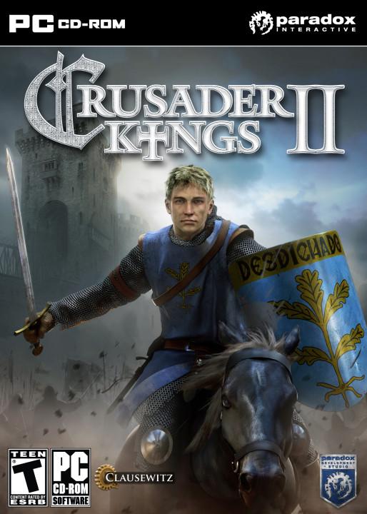 Крестоносцы 2 / Crusader Kings 2 [v 2.7.1 + DLC's] (2012) PC