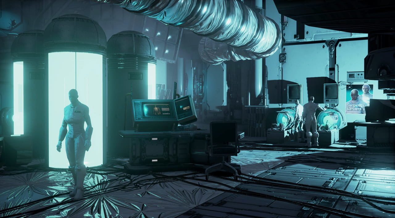 Скриншот Genesis Alpha One (2019) PC