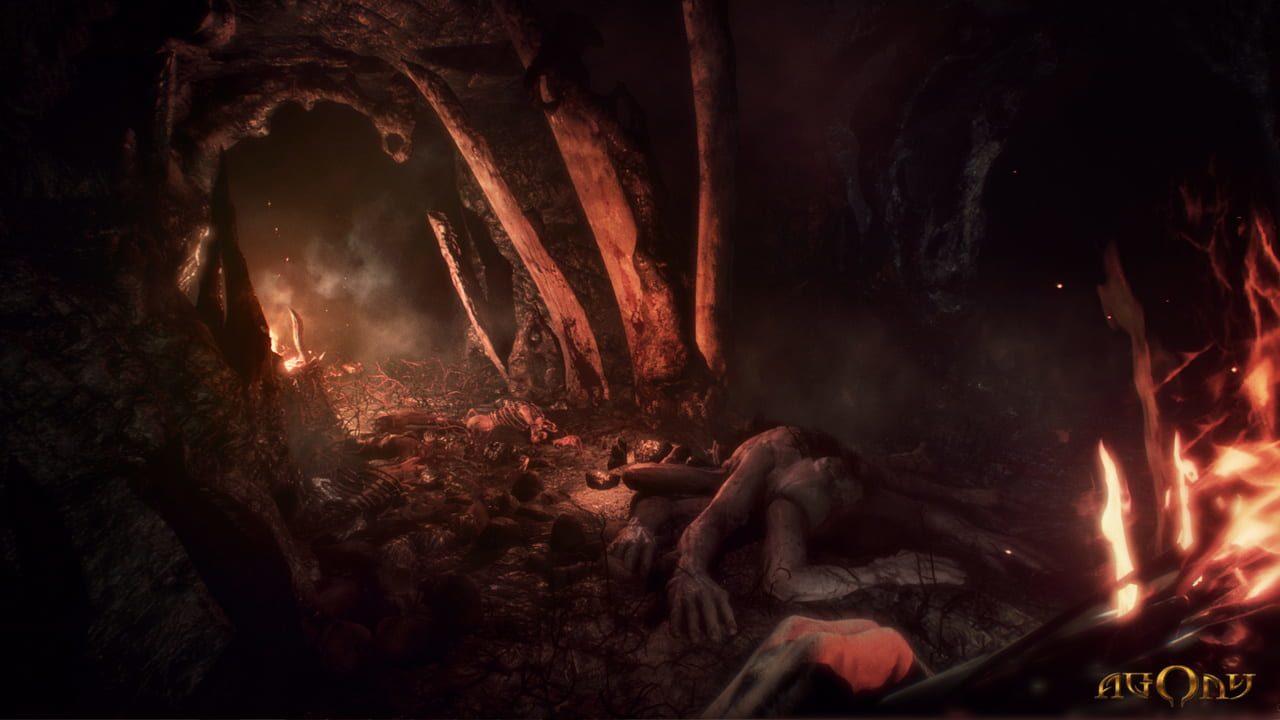 Скриншот Agony (2018) PC