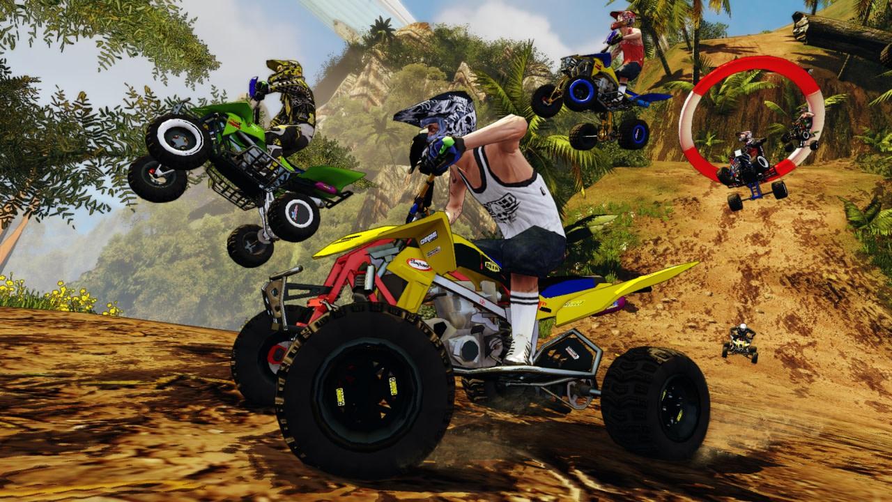Скриншот Mad Riders (2012) PC