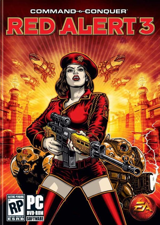 Command & Conquer: Red Alert 3 - Дилогия (2008-2009) PC | RePack от R.G. Механики