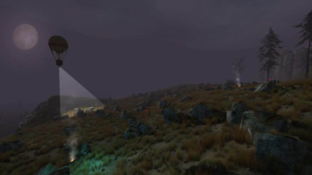 Скриншот Sir, You Are Being Hunted (2014) PC | RePack от R.G. Механики