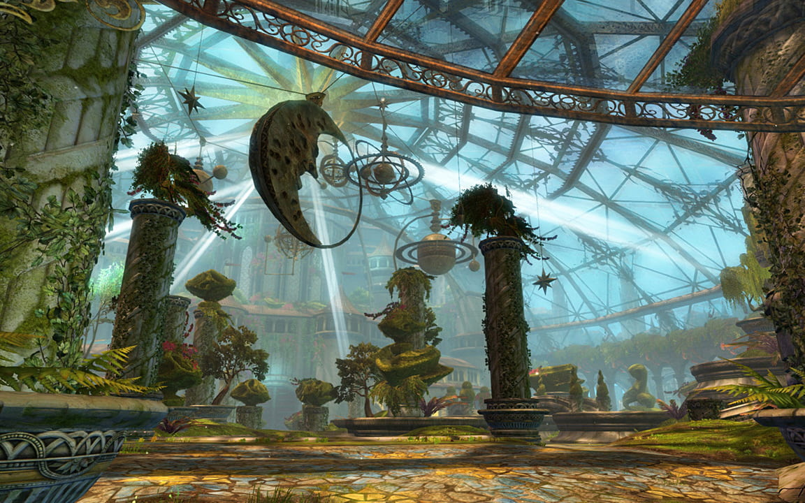 Скриншот Guild Wars 2 (2012) PC