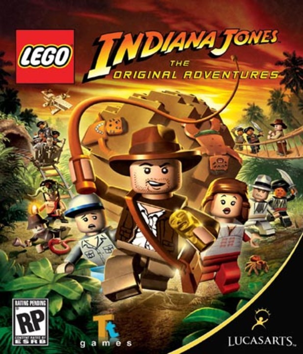 LEGO Indiana Jones: Dilogy (2008 - 2009) PC | RePack от R.G. Механики
