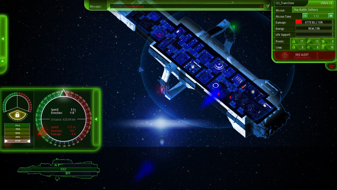 Скриншот Starship Corporation (2018) PC
