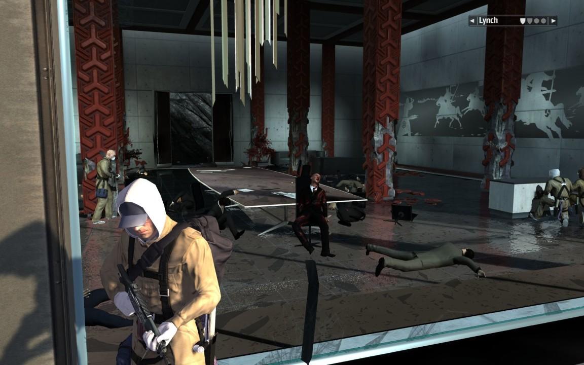 Скриншот Kane & Lynch Dilogy (2007-2010) PC | Repack от R.G. Механики