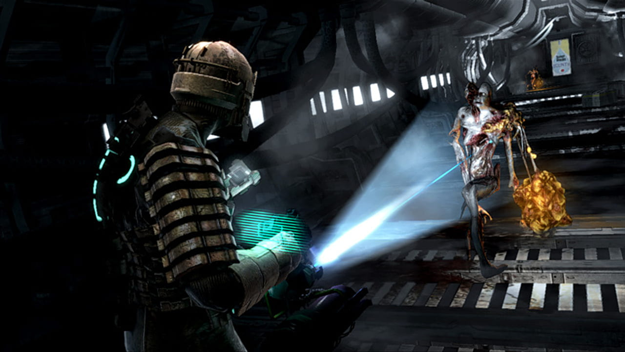 Скриншот Dead Space (2008) PC