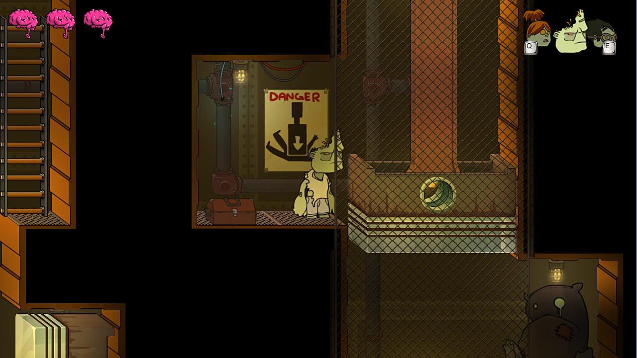 Скриншот Three Dead Zed (2012) PC