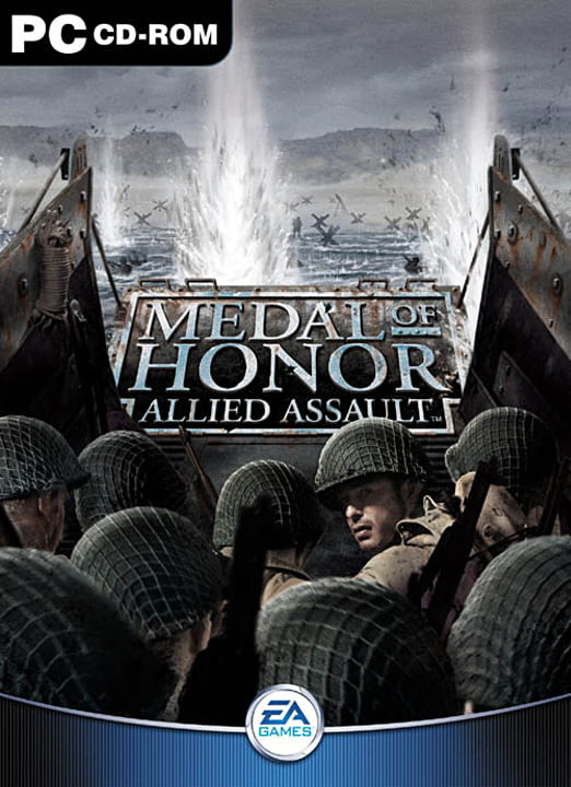 Medal of Honor: Allied Assault (2002) PC