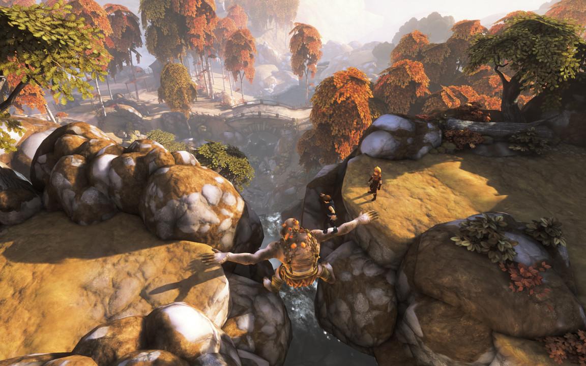 Скриншот Brothers: A Tale of Two Sons (2013) PC   RePack от R.G. Механики