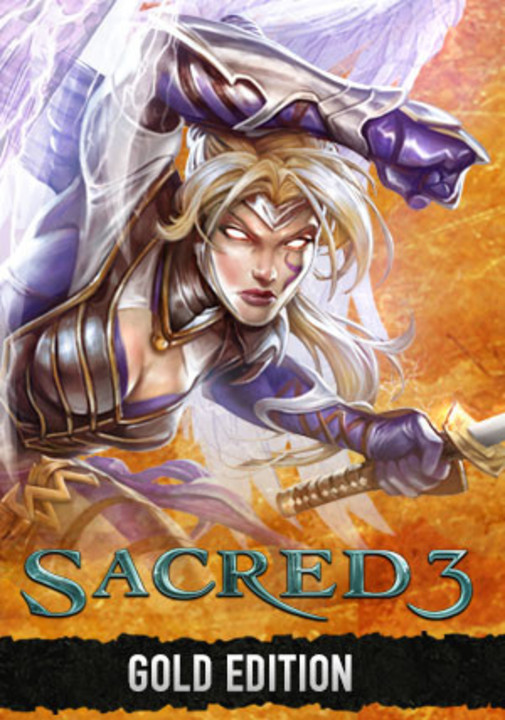 Sacred 3: The Gold Edition [v.1.0] (2014) PC