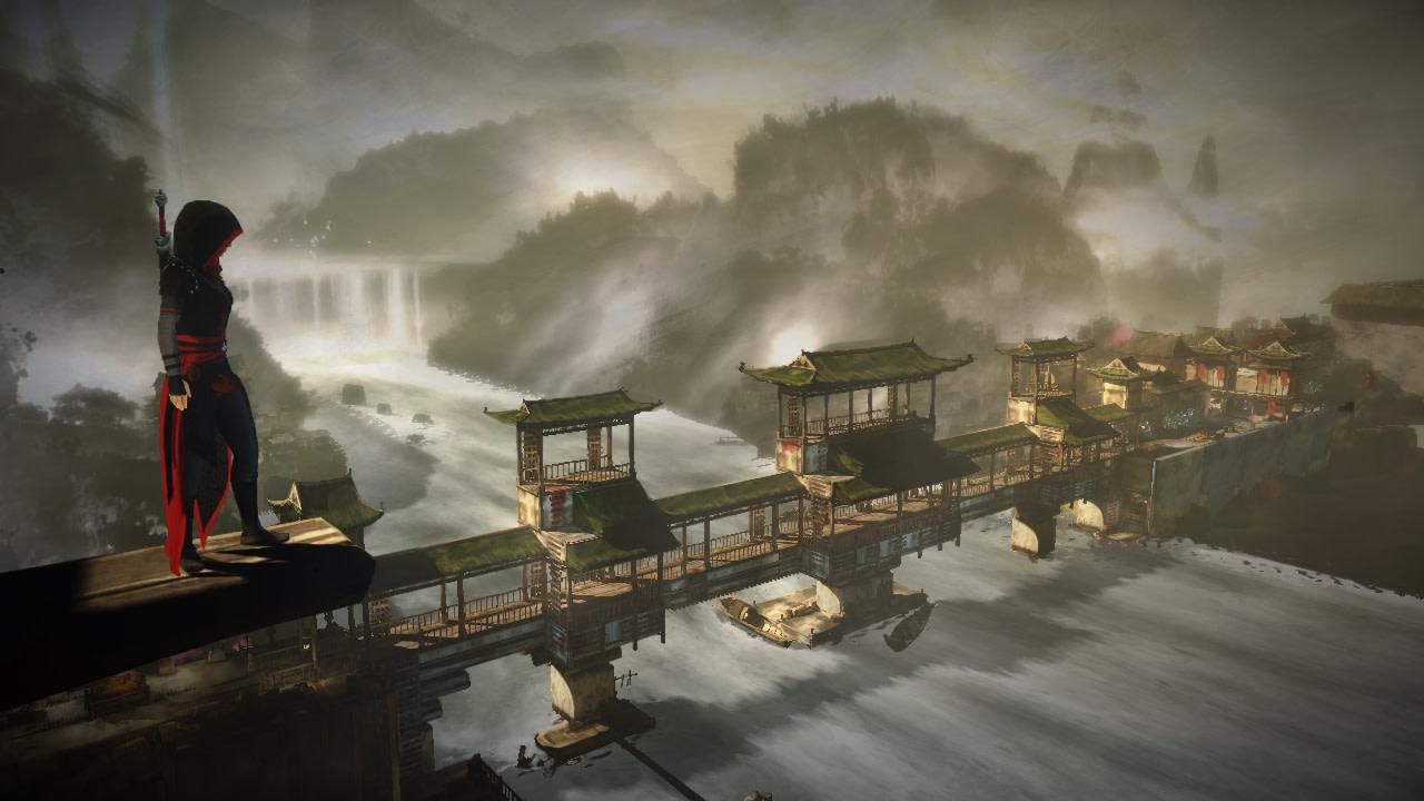 Скриншот Assassin's Creed Chronicles: Китай / Assassin's Creed Chronicles: China (2015) PC   RePack от R.G. Механики