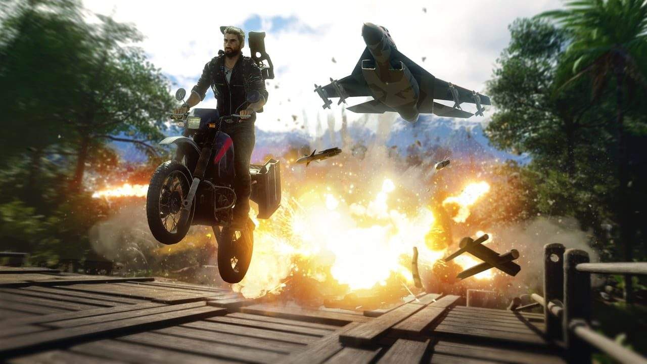 Скриншот Just Cause 4: Day One Edition (2018) PC