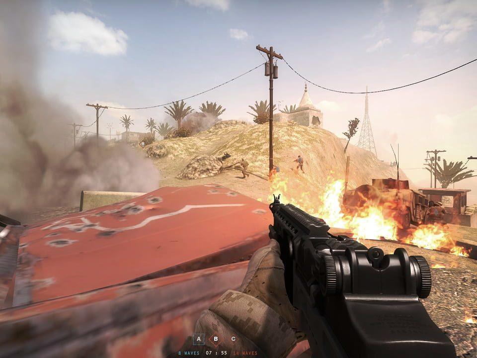 Скриншот Insurgency (2014) PC