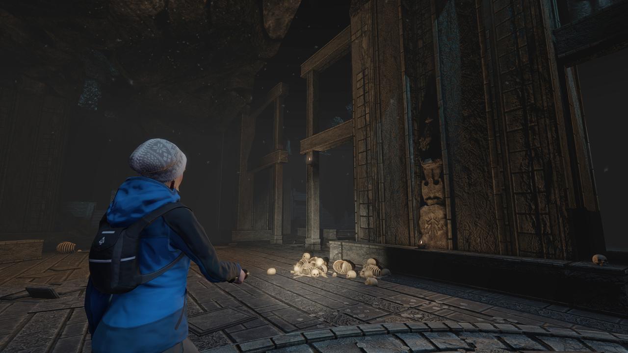 Скриншот Through the Woods [v1.2] (2016) PC