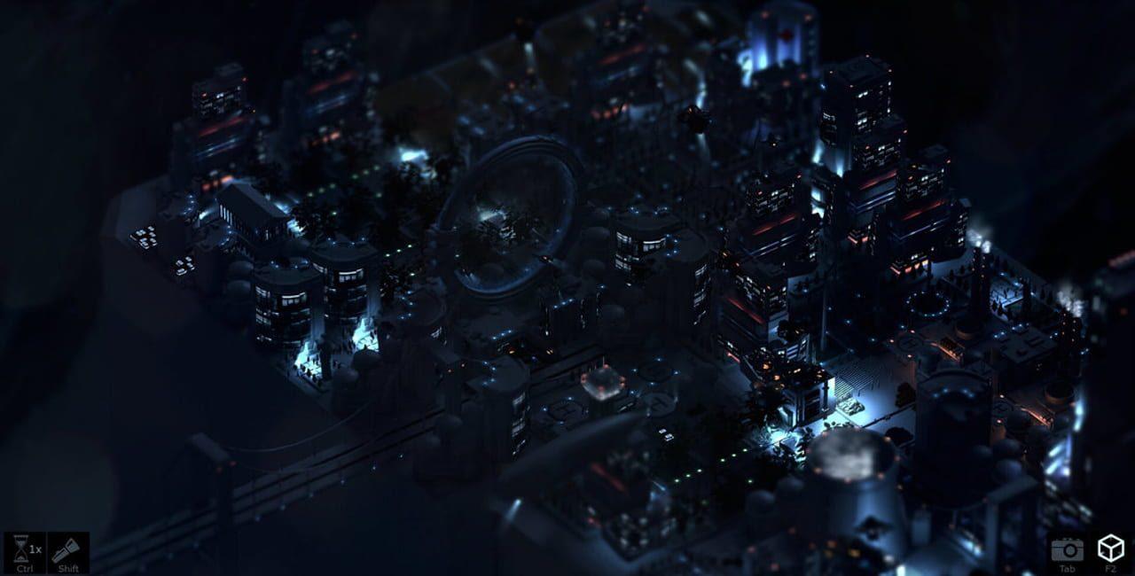 Скриншот Cliff Empire (2018) PC