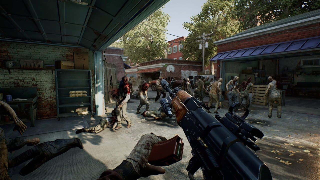 Скриншот Overkill's The Walking Dead (2018) PC