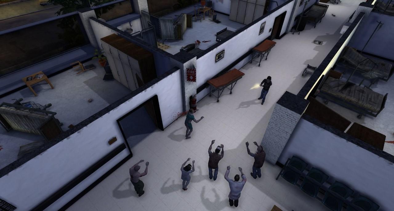 Скриншот Trapped Dead: Ходячие мертвецы (2011) PC