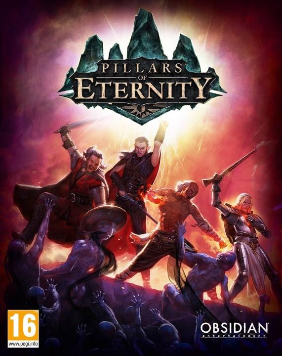 Pillars of Eternity (2015) РС
