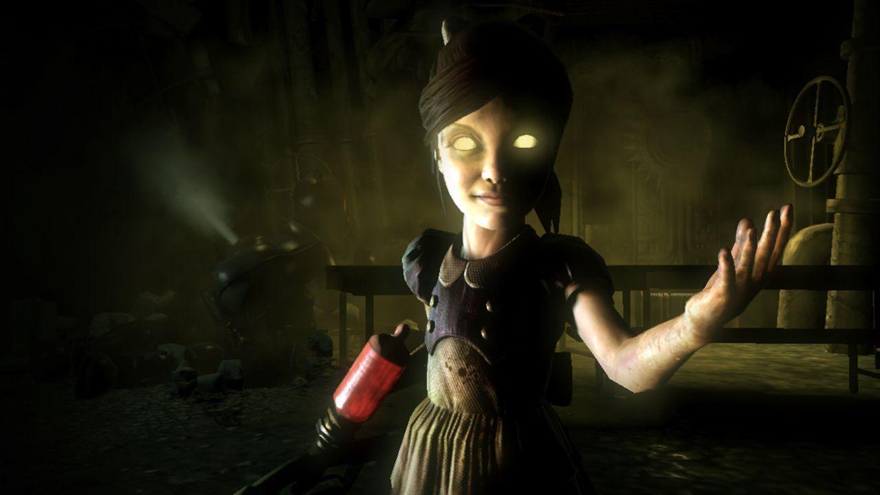 Скриншот BioShock 2 (2010) PC | RiP от R.G. Механики