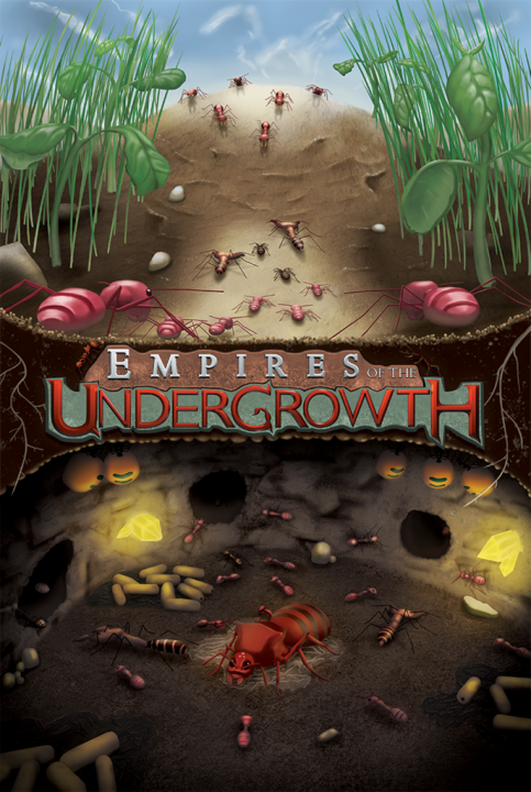 Empires of the Undergrowth (2017) PC