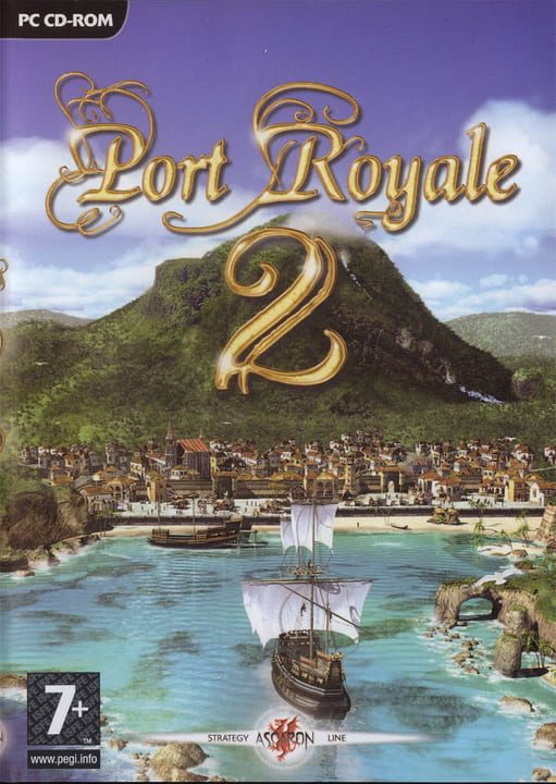 Port Royale 2 (2004) PC
