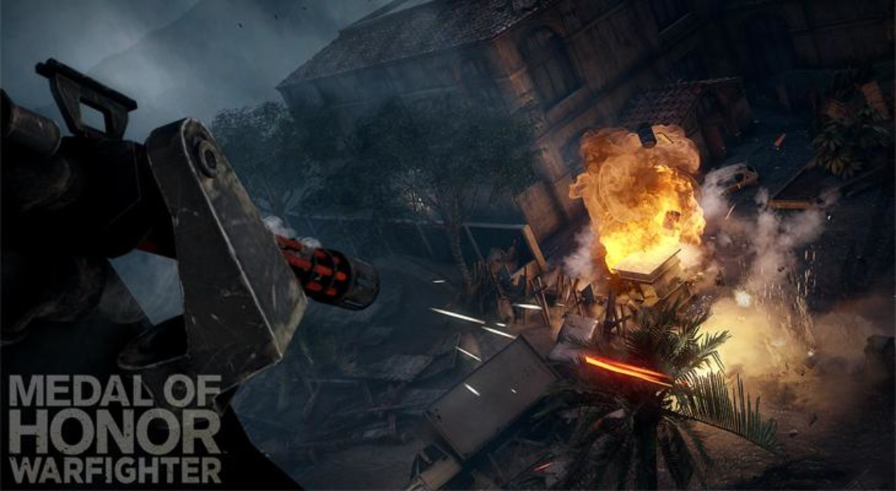 Скриншот Medal of Honor: Warfighter - Digital Deluxe Edition (2012) PC | RePack от R.G. Механики
