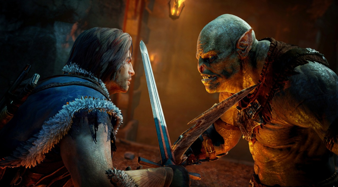 Скриншот Middle-Earth: Shadow of Mordor - Game of the Year Edition [Update 9] (2014) PC