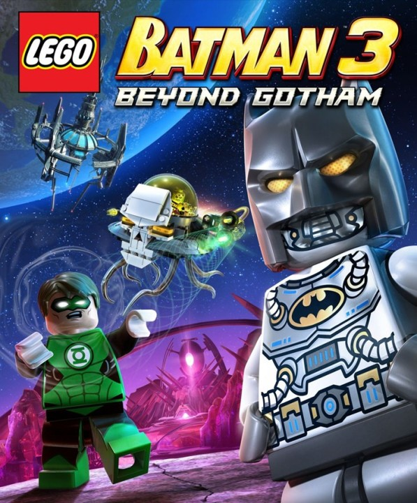 LEGO Batman 3: Покидая Готэм / LEGO Batman 3: Beyond Gotham (2014) PC | RePack от R.G. Механики