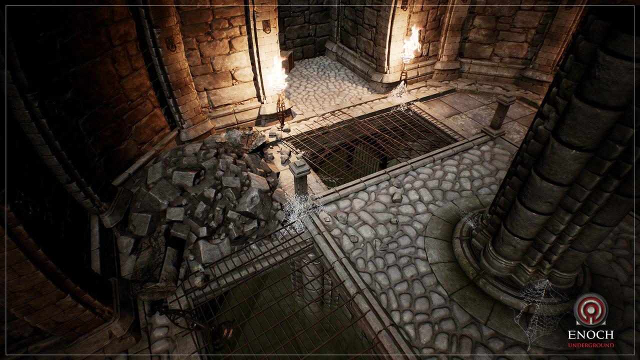 Скриншот Enoch: Underground (2018) PC